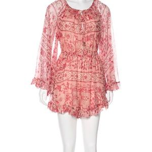 Zimmermann  silk romper